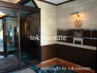 THE AZABUDAI TOWER(麻布台タワー) 風除室