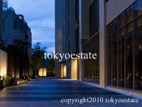 六本木 MK Art Residence(六本木エムケイアートレジデンス) アプローチ