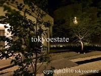 六本木 MK Art Residence(六本木エムケイアートレジデンス) 中庭