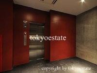 KAIGAN APARTMENT(海岸アパートメント) エレベーターホール