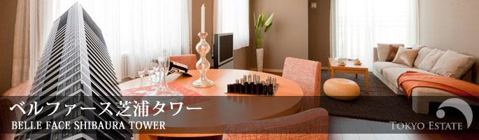 東京エステート ベルファース芝浦タワー 港区 芝浦 高級賃貸 高級マンション タワーマンション
